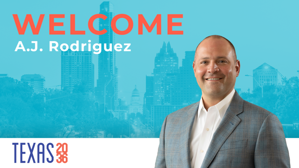 Welcome A.J. Rodriguez
